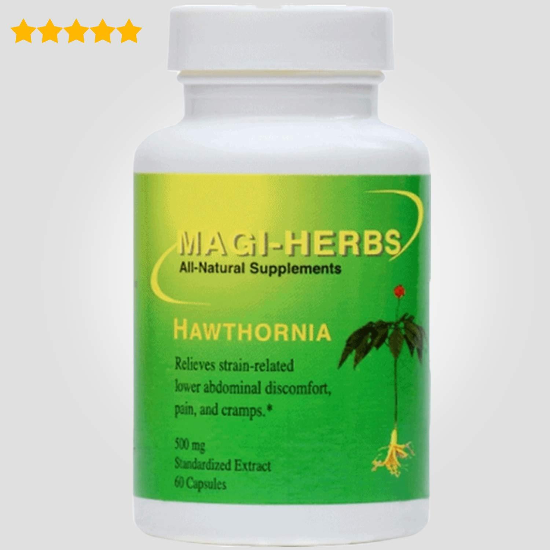 Hawthornia 500 mg 60 GCapsules