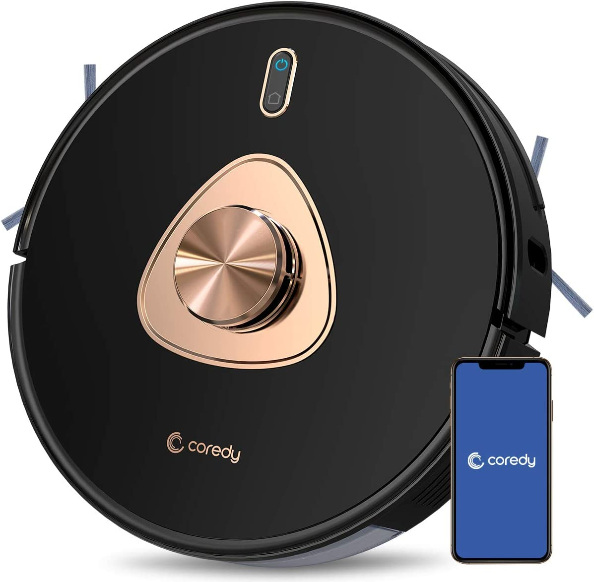 Amazon's Deal of the Day: Coredy Robot Vacuums! Up to 42% off!