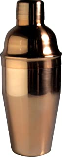 Luminarc ARC International Barcraft Stainless Steel Shaker, 18.5 oz, Copper
