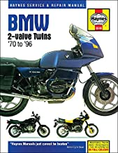 BMW 2-Valve Twins '70 to '96 (Haynes Service & Repair Manual)