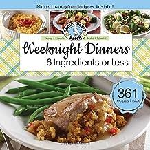 Weeknight Dinners 6 Ingredients or Less (Keep It Simple)