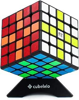 Cubelelo QiYi QiZheng 5x5 Black High Speed Cube Puzzle