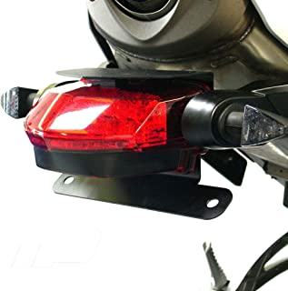 DMP 2007-2012 Honda CBR600RR Fender Eliminator Kit; Includes Turn Signals and Plate Lights - 675-3310 - MADE IN THE USA