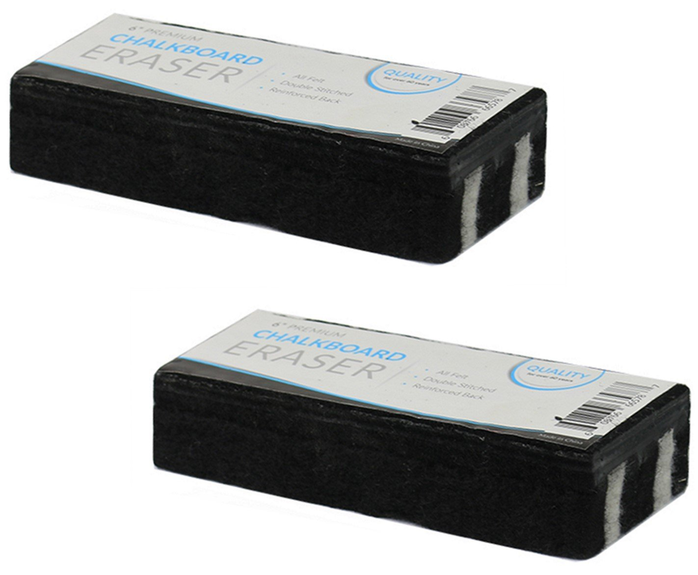 Traditional Chalkboard Eraser Premium Quality