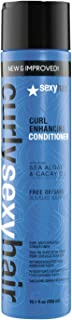 SexyHair Curly Curl Enhancing Conditioner, Color Safe