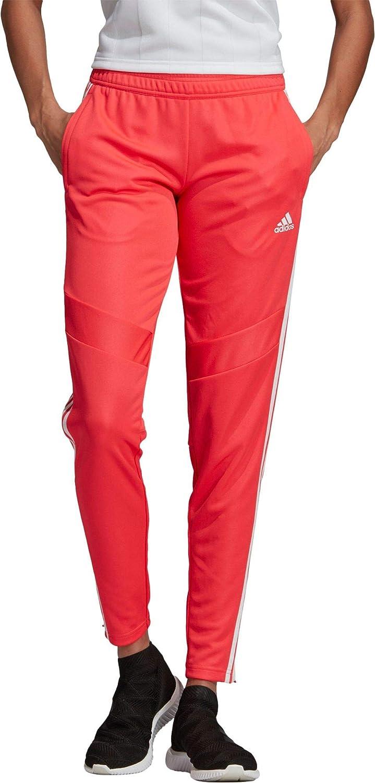adidas Tiro19 Pantalon d'entraînement pour Femme Rouge Vif/Blanc.