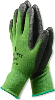 Pine Tree Tools Bamboo Working Gloves for Women and Men. Ultimate Barehand Sensitivity..