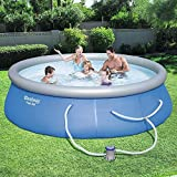 Bestway 57275E Fast Set Above Ground Pool