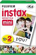 Fujifilm Instax Mini Twin Film Pack (20 Exposures)
