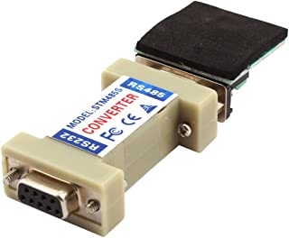 uxcell RS232 to RS485 Communication Data Interface Converter Adapter w Terminal Board