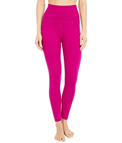 Beyond Yoga Supplex High Waisted Midi Leggings (Plumberry) Women