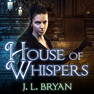 House of Whispers audiobook cover art