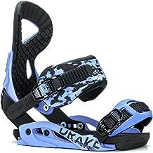 Drake Jade Women's Snowboard Bindings Black 2018
