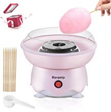 Cotton Candy Machine for Kids Bavpelp 400W Household Mini Cotton Candy Maker with 10..