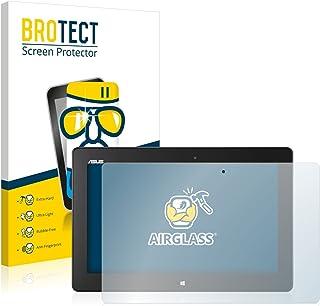 BROTECT Protector Pantalla Cristal Compatible con ASUS ME400C VivoTab Smart Protector Pantalla Vidrio Dureza 9H AirGlass