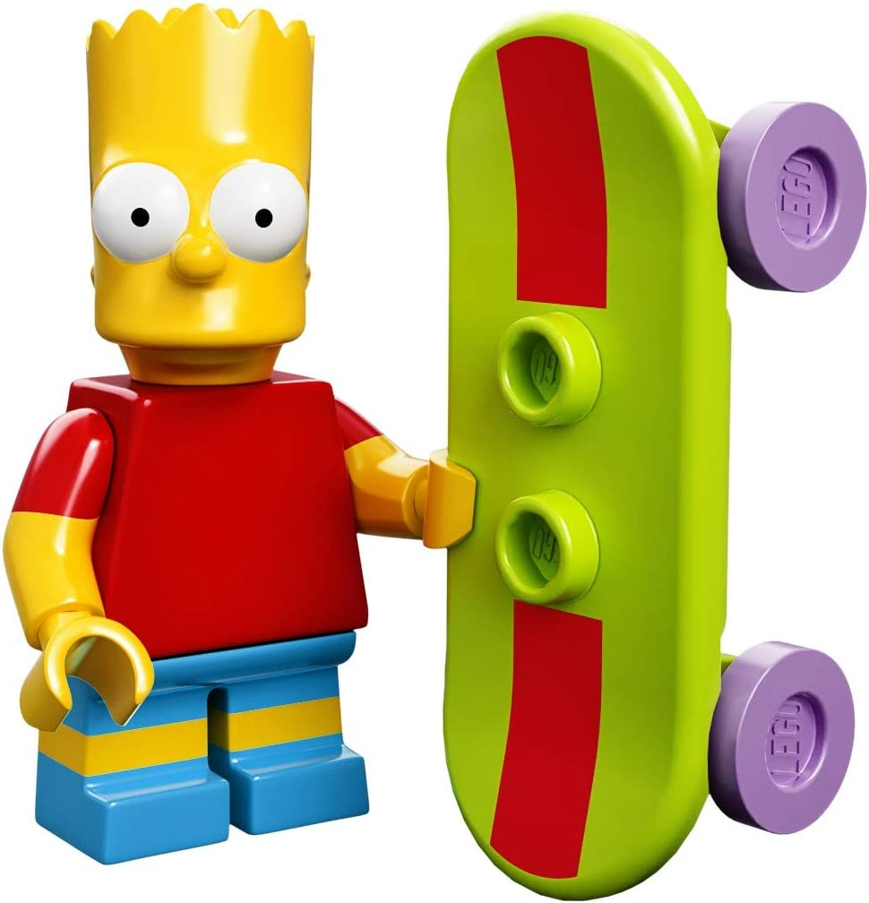 LEGO 71005 Simpsons Series 1 Collectibles Minifigure Homer