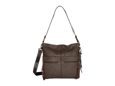 The Sak Ashland Bucket (Slate) Handbags