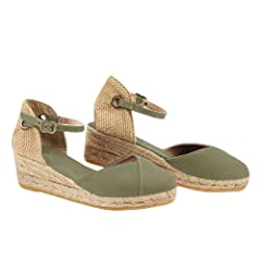 2ee4eda4314 Womens Espadrille Platform Wedge Sandals Strappy Criss Cross .