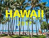 HAWAII ALOHA カレンダー2017
