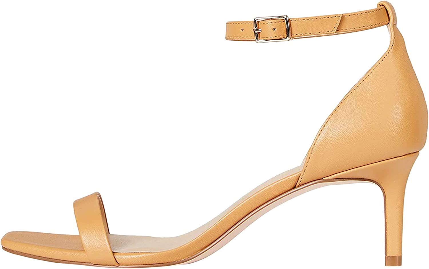 find. Women's Mid-Heel Strappy Sandal Courts