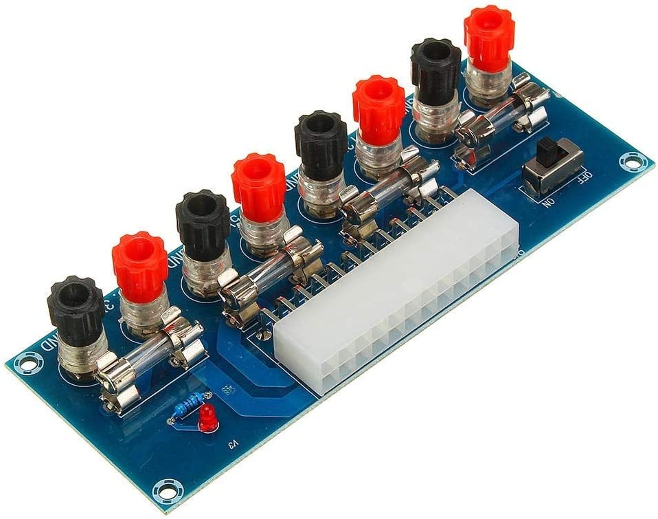 KEPUSHIYE Electronics kit XH-M229 Popular products Desktop Computer Max 74% OFF Power Chassis