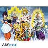 ABYstyle - Dragon Ball - Póster de 'All Stars' (52x38)