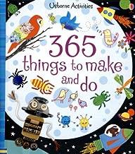 By Fiona Watt 365 Things to Make and Do (Usborne Activities) (Hardcover) 0000-00-00