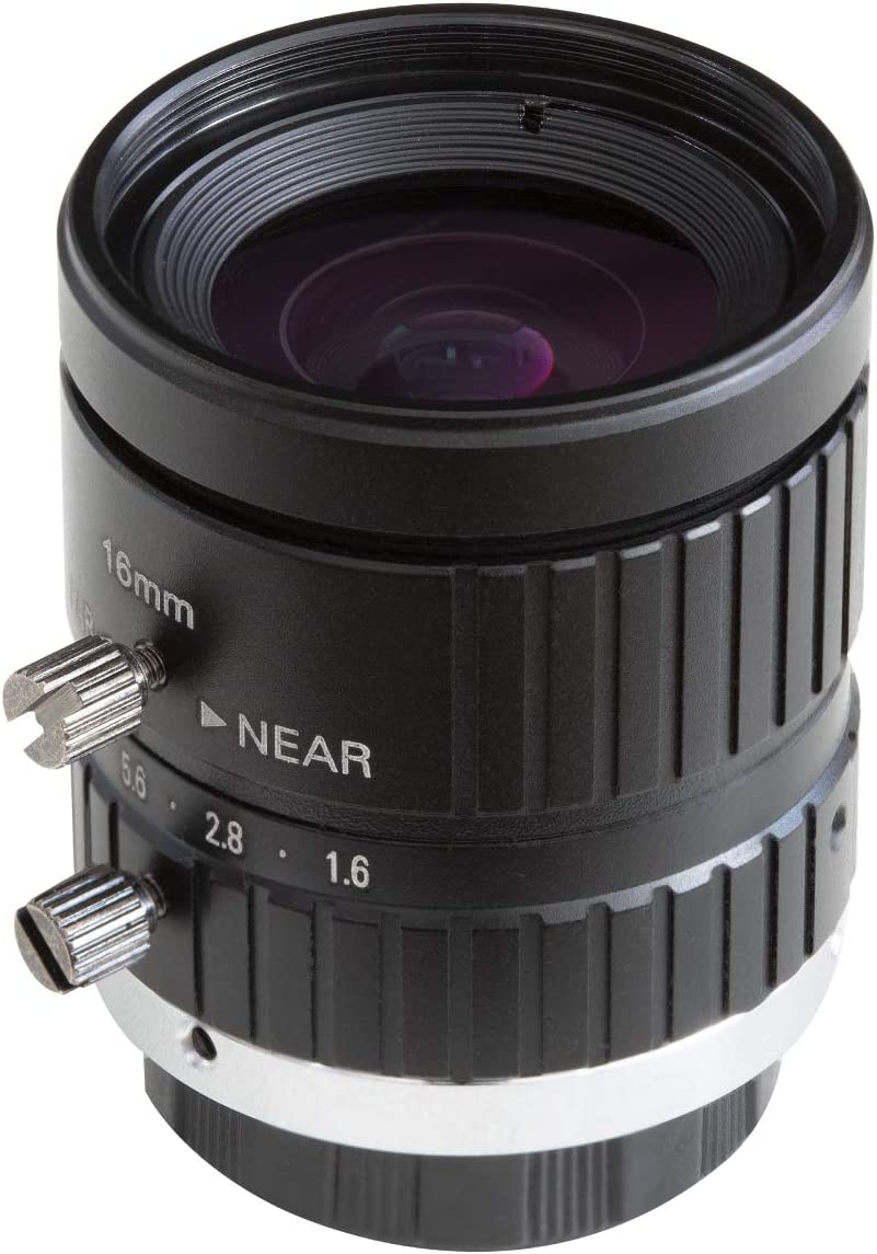 Arducam C-Mount Max 49% OFF Lens for Raspberry Pi Focal Ranking TOP4 16mm Camera Leng HQ