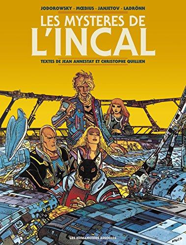 L'Incal : Les Mystères de l'Incal (French Edition) eBook : Quillien,  Christophe, Annestay, Jean, Moebius, Jodorowsky, Alejandro: Amazon.it:  Kindle Store