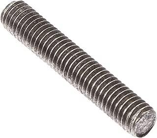 18-8 Stainless Steel Fully Threaded Stud, 3/8