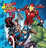 Avengers. Libro mini puzzle...