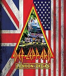 LONDON TO VEGAS(2BR/4CD) [Blu-ray]