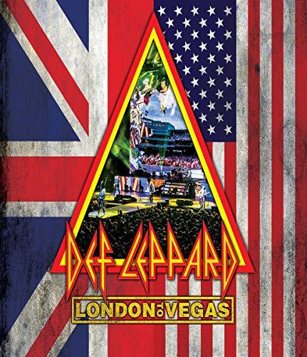 Def Leppard - London to Vegas (+ CD) [Blu-ray]