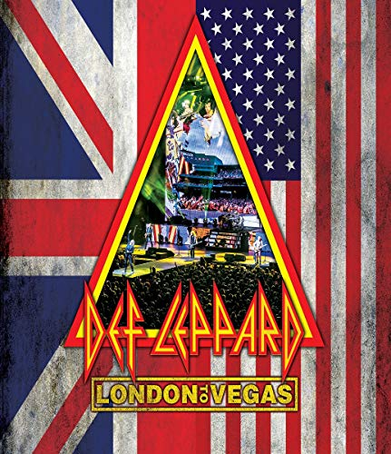 London To Vegas (Box 2 B.Ray + 4Cd)