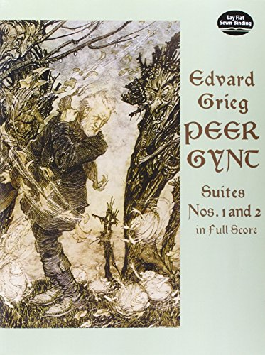 Peer Gynt Suites Nos. 1 and 2 (Dover Music Scores)