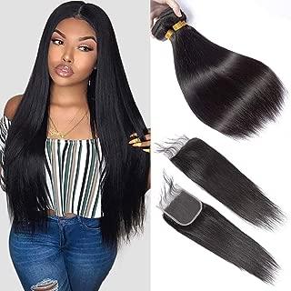 bone straight hair bundles