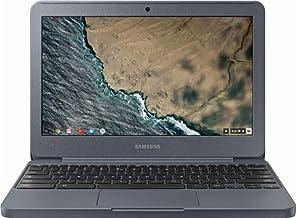 """Samsung 11.6"""" HD Premium Chromebook - Intel Celeron N3060 Up to 2.48GHz, 4GB DDR3, 32GB eMMC Hard Drive, 802.11ac, Bluetooth, HDMI, HD Webcam, USB 3.0, Chrome OS (Night Charcoal)"""
