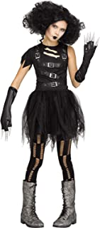 Gothic Cut-Up Girl Child Halloween Costume