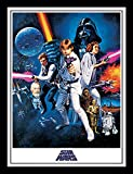 Pyramid International Star Wars A New Hope (One Sheet)