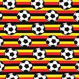 Fabulous Fabrics Single Jersey Fußball Deutschland —