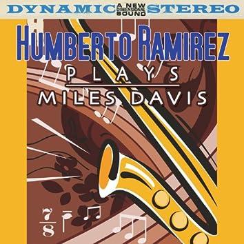 Plays Miles Davis