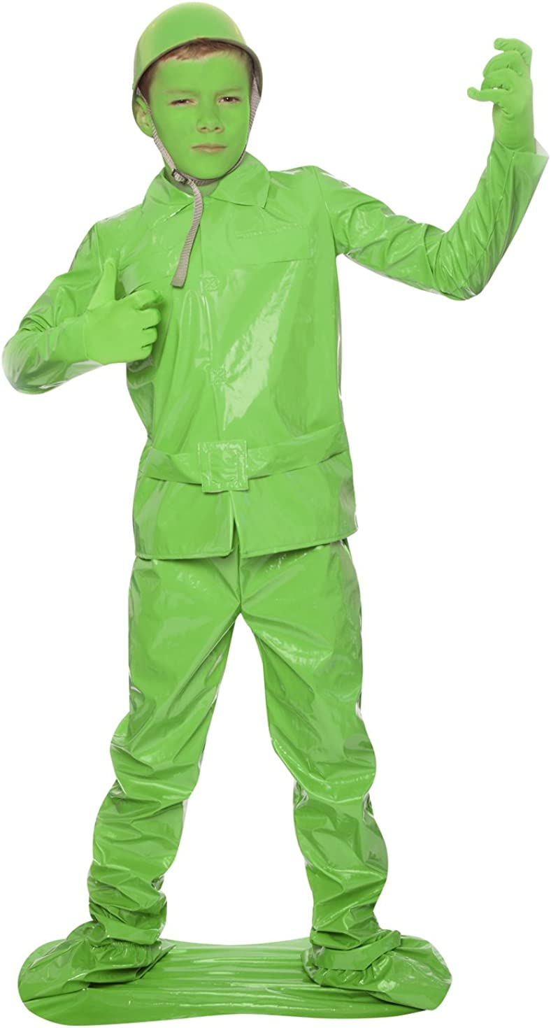 Morphsuits Saving Private Morph 70% OFF Outlet Green Age Charlotte Mall Toy 6 Costume Soldier