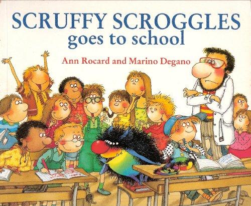 Preisvergleich Produktbild Scruffy Scroggles Goes to School