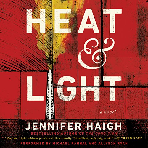 Heat and Light audiobook cover art