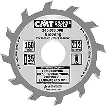 CMT Orange Tools 240.030.06R - Sierra circular para ranurar 150x3x35 z 12 recto