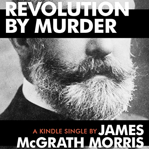 Revolution by Murder audiobook cover art