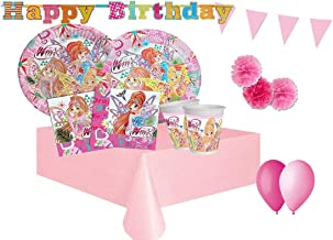 Winx Kit N 54 F BUTTERFLIX Table Cumpleaños
