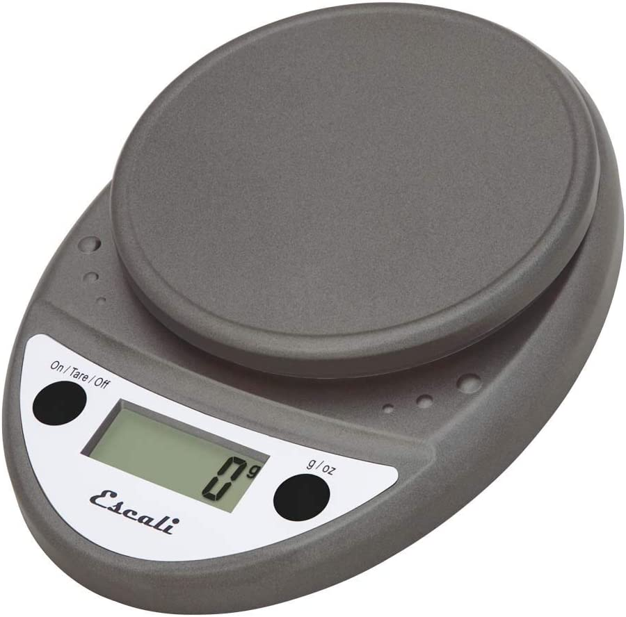 Escali Online limited product Primo P115M Precision Max 60% OFF Kitchen Food C and Scale for Baking