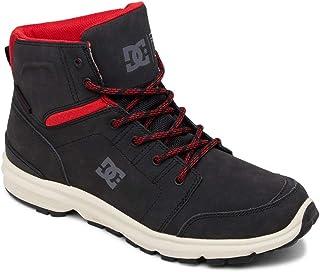 DC Shoes Torstein - Boots en Cuir à Lacets pour Homme ADYB700032