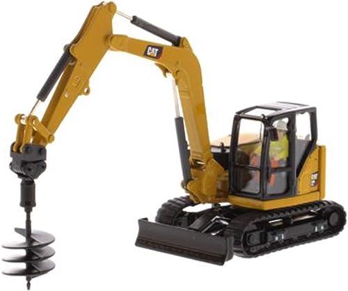 DIECAST MASTERS CAT 308 CR Mini Hydraulic Excavator